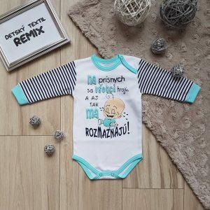 e0d60d5de oblečenie pre bábätko – HAKY-BAKY